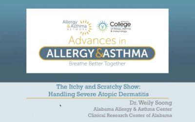 Handling Severe Atopic Dermatitis