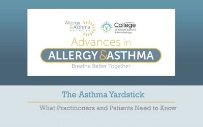 Asthma Yardstick – Severe Asthma in Adults