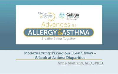 A Look at Asthma Disparities