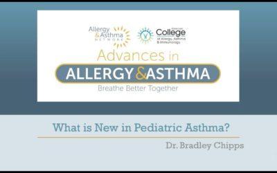 Pediatric Asthma Yardstick – Severe Asthma in Children