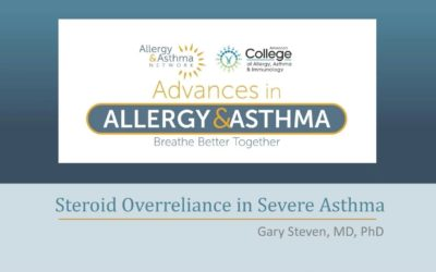 Steroid Overuse in Severe Asthma