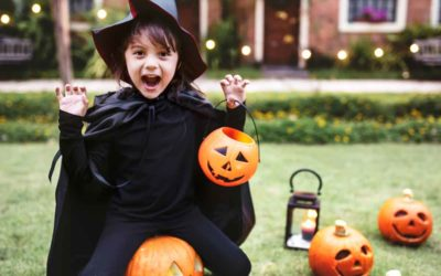 Happy Haunting: How to Stay Safe on Halloween During the COVID-19 Pandemic