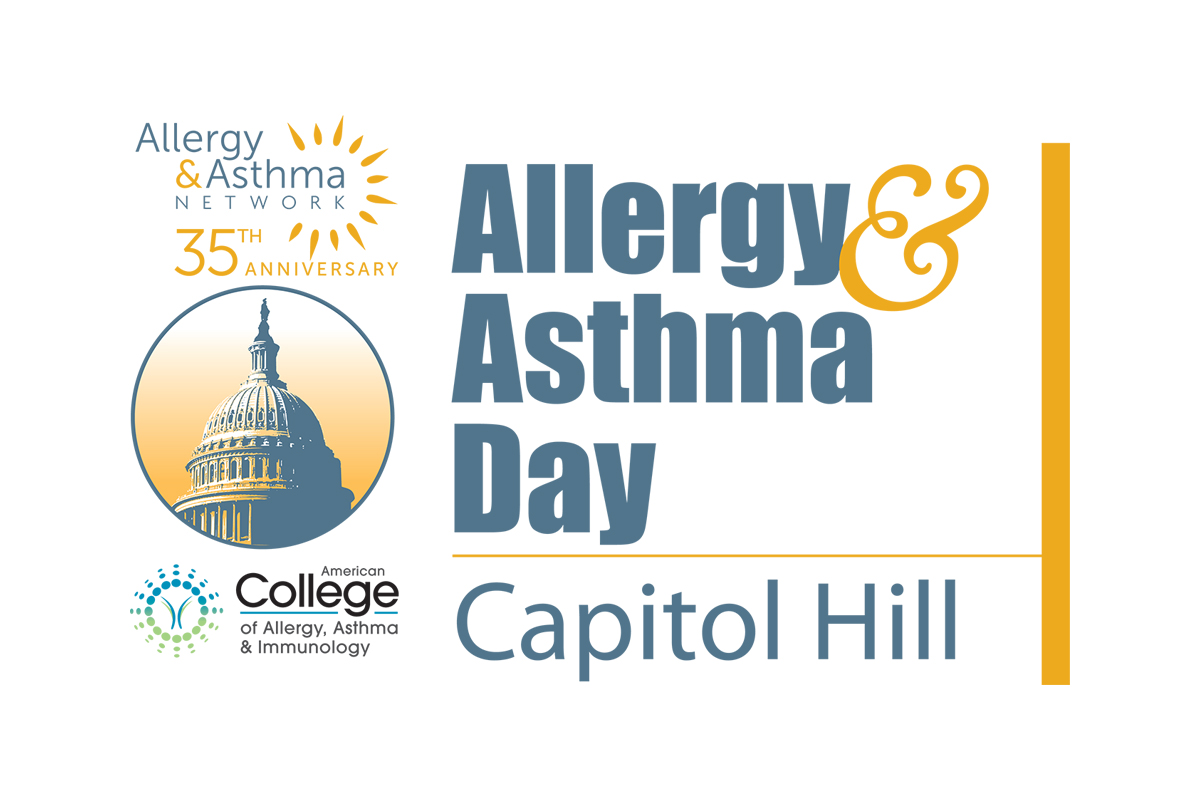 Logo for Allergy & Asthma Day Capitol Hill