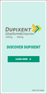 Ad for Dupixent