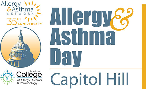 Allergy & Asthma Day at Capital Hill