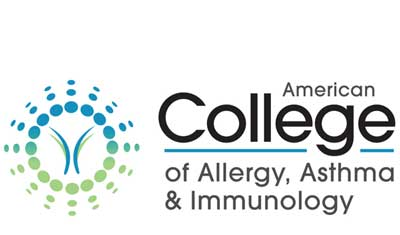 American College of Allergy, Asthma & Immunology Logo