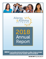 Image of 2018 Annual Report Cover