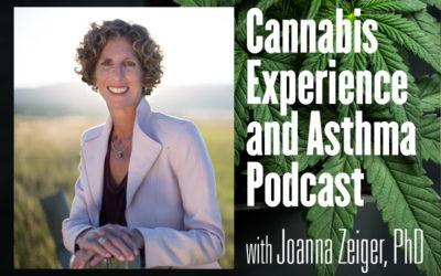 Cannabis (Marijuana) Experience and Asthma Podcast and Survey