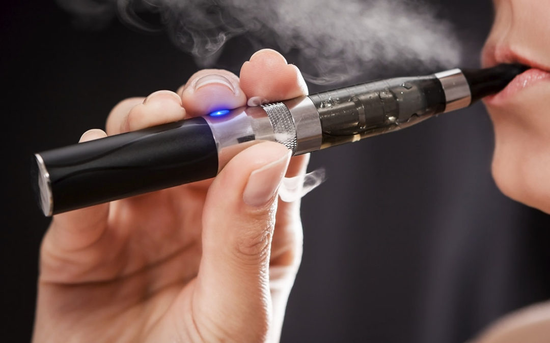 Long-Term Use of E-cigarettes Linked to Respiratory Disease