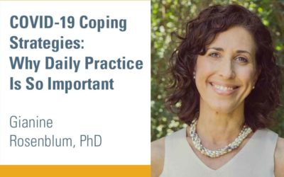 COVID-19 Coping Strategies: Why Daily Practice Is So Important for People with Asthma and Allergies