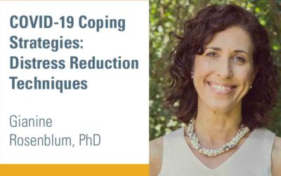 COVID-19 Coping Strategies: Distress Reduction Techniques for People with Asthma