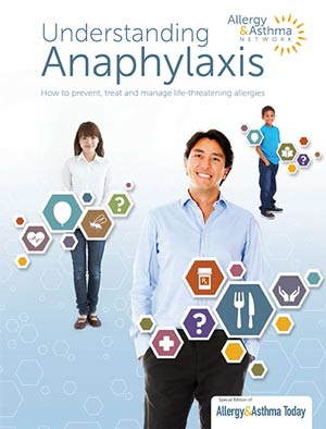 Cover of Understanding Anaphylaxis Guide