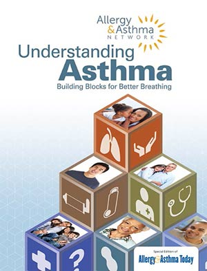 Cover of Understanding Asthma guide