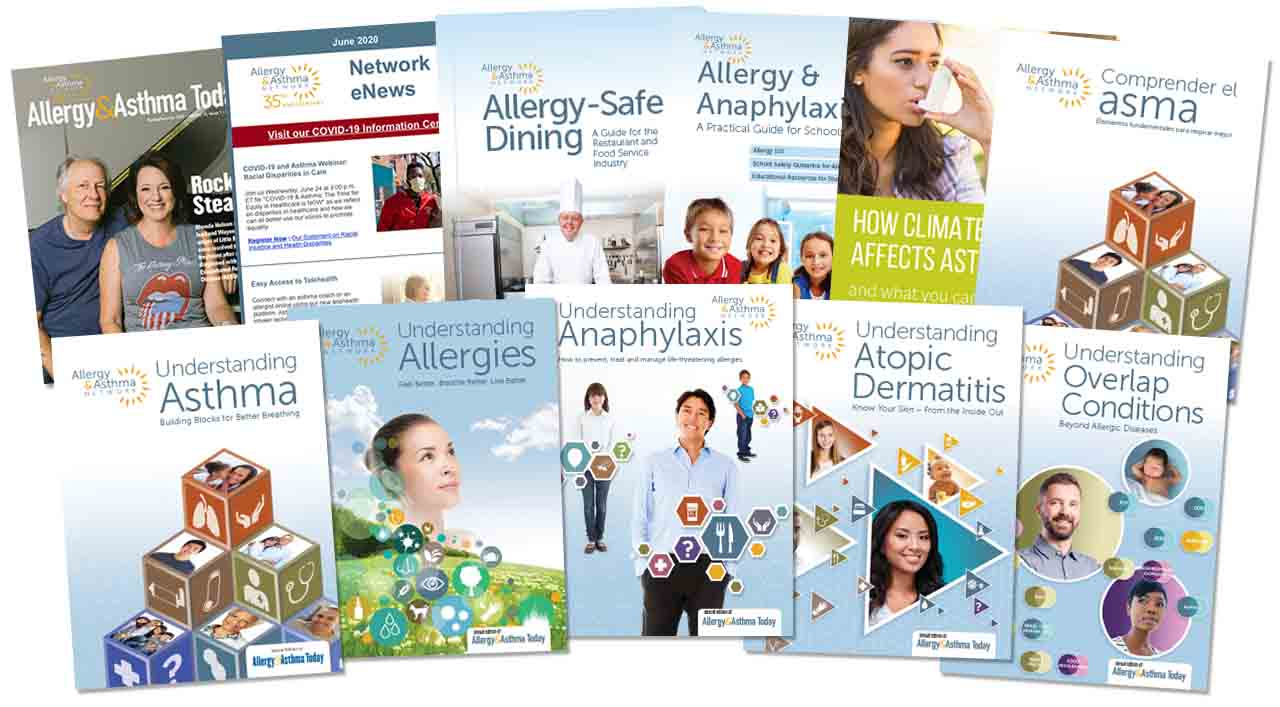 Photo of Allergy & Asthma Network Publications
