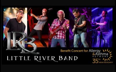 35th Anniversary Gala and Benefit Concert with Little River Band – Washington, DC on May 6