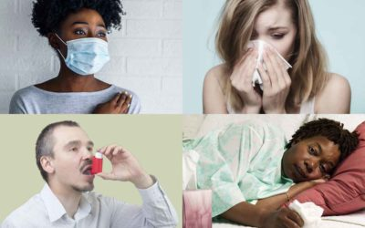 Experts Answer YOUR Questions about COVID-19, Asthma, Allergies & the Flu