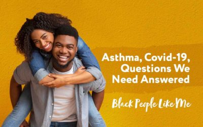Asthma, Covid-19, Questions We Need Answered: Black People Like Me Online Event