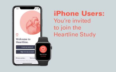 You're Invited to Join the Heartline Study