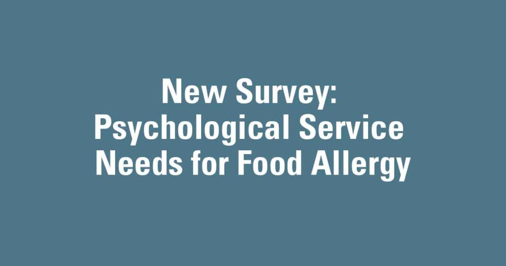 Image for New Survey white text on Blue background