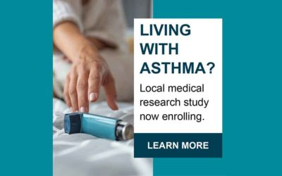Living With Asthma? Help Us Develop Simpler Treatment Options