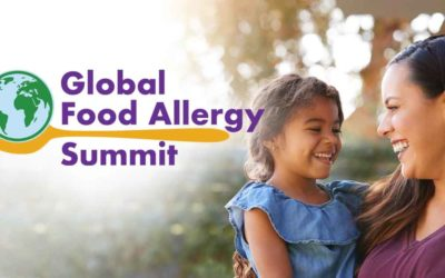 First-Ever Global Food Allergy Virtual Summit: Aug. 13-15