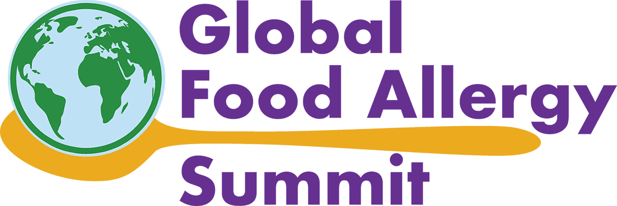 Logo for Global Food Allergy Summit
