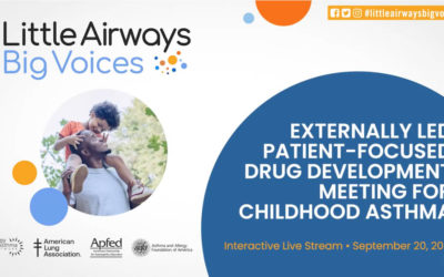 Asthma Patients and Caregivers Share Experiences with FDA