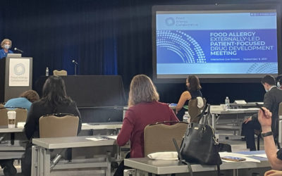 Food Allergy Patients and Parents Report Challenges of Managing Disease to FDA