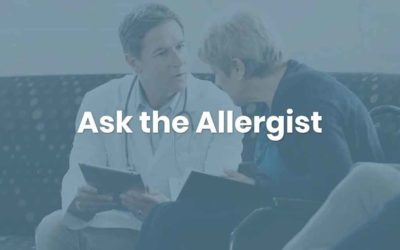 Ask the Allergist: Asthma Control And the Yellow Zone