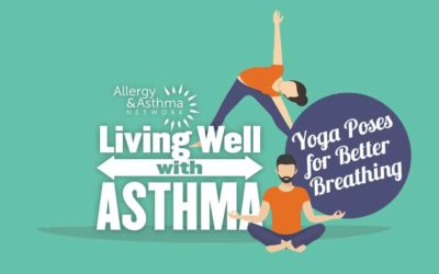 Living Well With Asthma Virtual Event: Join Us Nov. 9 for 'The Best Yoga Poses for Better Breathing'